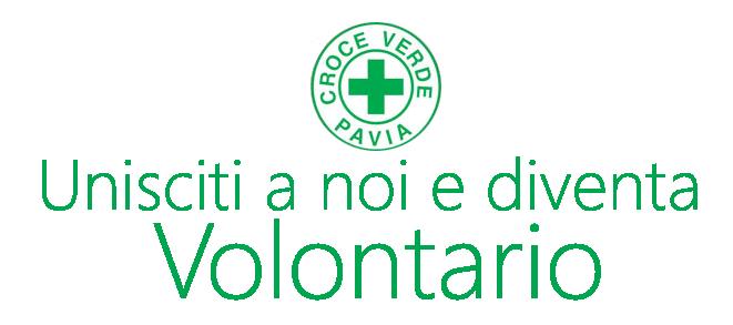Diventa volontario della Croce Verde Pavese